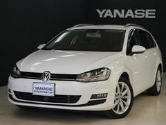 VW ゴルフヴァリアントTSI ハイライン ブルーモーションテクノロジー 1年保証