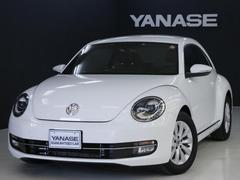 VW ザ・ビートルデザイン レザーパッケージ 1年保証 新車保証