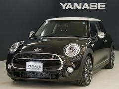 MINIクーパーS ヤナセ保証 新車保証