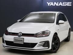 VW ゴルフGTIダイナミック 1年保証 新車保証