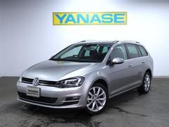VW ゴルフヴァリアントTSIハイラインブルーモーションテクノロジー ヤナセ保証