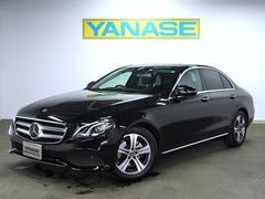 M・ベンツE200 アバンギャルド ヤナセ保証 新車保証