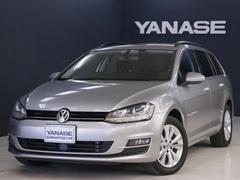 VW ゴルフヴァリアントTSI コンフォートライン ブルーモーションテクノロジー