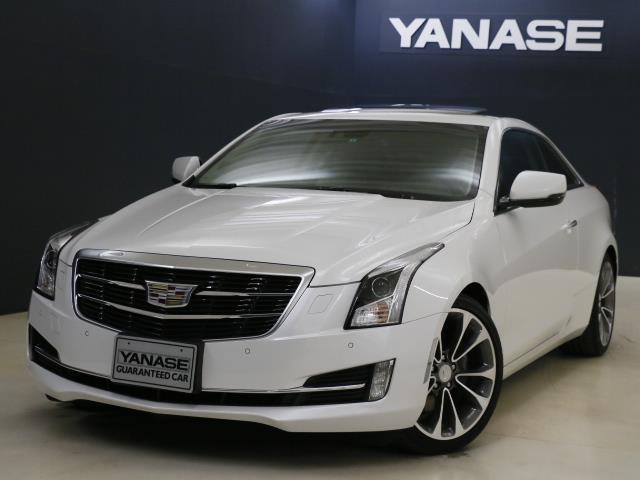 キャデラック ホワイトエディション 1年保証 新車保証