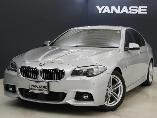 BMW 528i Mスポーツ ヤナセ保証