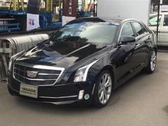 キャデラック ATSプレミアム 1年保証 新車保証