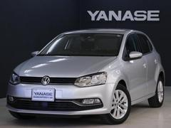 VW ポロTSI コンフォートライン 1年保証 新車保証