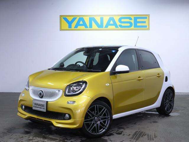 スマート ブラバス スポーツ ヤナセ保証 新車保証