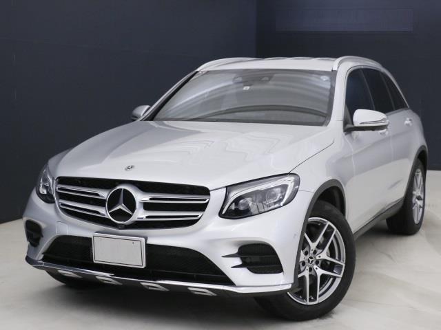 メルセデス・ベンツ GLC250 4MATIC スポーツ 2年保証 新車保証