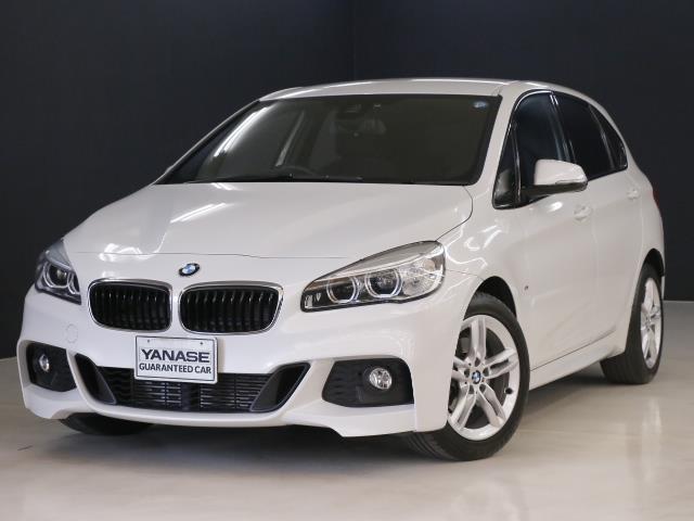 BMW 218d アクティブツアラー Mスポーツ 1年保証 新車保証