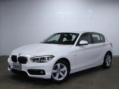 BMW118i スポーツ 1年保証 新車保証