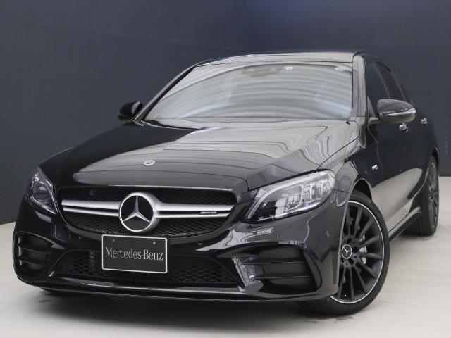 メルセデスAMG C43 4マチック 4年保証 新車保証