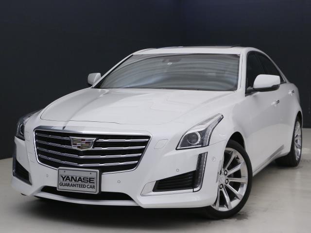 キャデラック プレミアム 1年保証 新車保証
