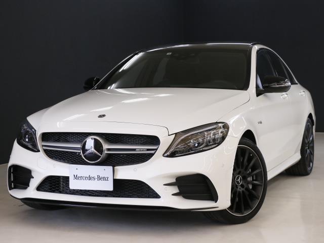メルセデスAMG C43 4MATIC 4年保証 新車保証