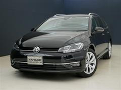 VW ゴルフヴァリアントTSI ハイライン 1年保証 新車保証