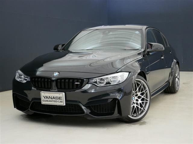 BMW M3セダン コンペティションパッケージ 1年保証 新車保証
