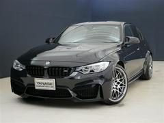 BMWM3セダン コンペティションパッケージ 1年保証 新車保証