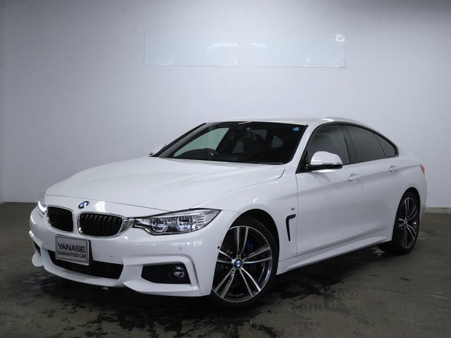BMW 430iグランクーペ Mスポーツ 1年保証 新車保証