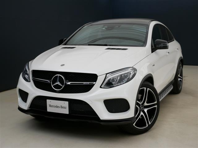 メルセデスAMG GLE43 4マチック クーペ 1年保証 新車保証