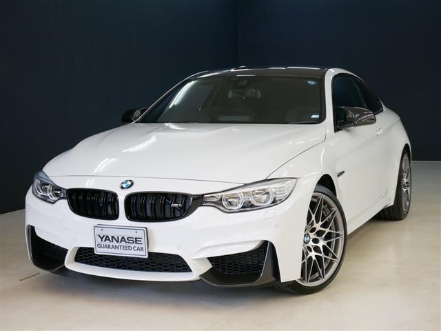 BMW M4 クーペ 1年保証 新車保証