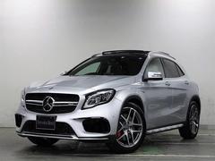 M・ベンツAMG GLA45 4マチック 2年保証 新車保証