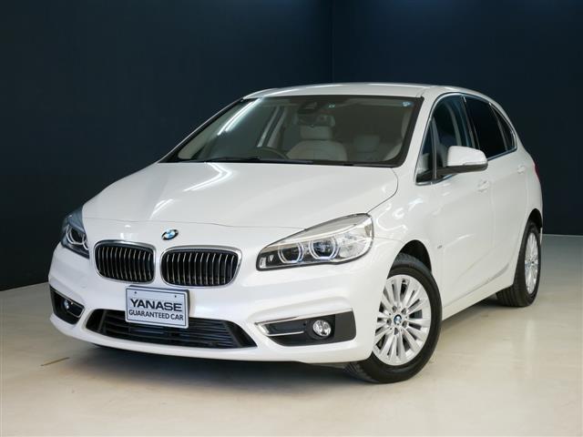 BMW 218d アクティブツアラー ラグジュアリー 1年保証