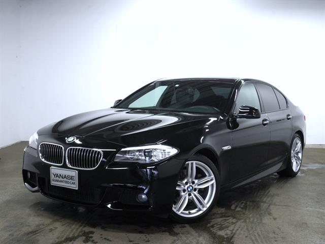 BMW 528i Mスポーツパッケージ ヤナセ保証