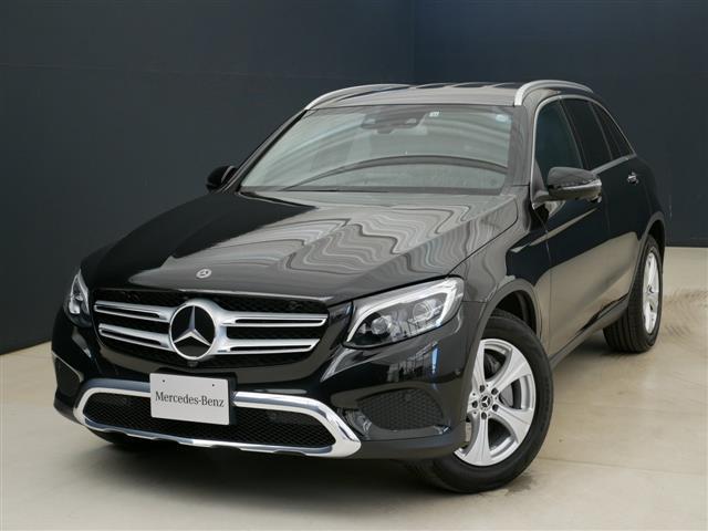 メルセデス・ベンツ GLC220 d 4MATIC 4年保証 新車保証