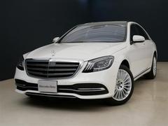 M・ベンツS450 エクスクルーシブ 新車保証