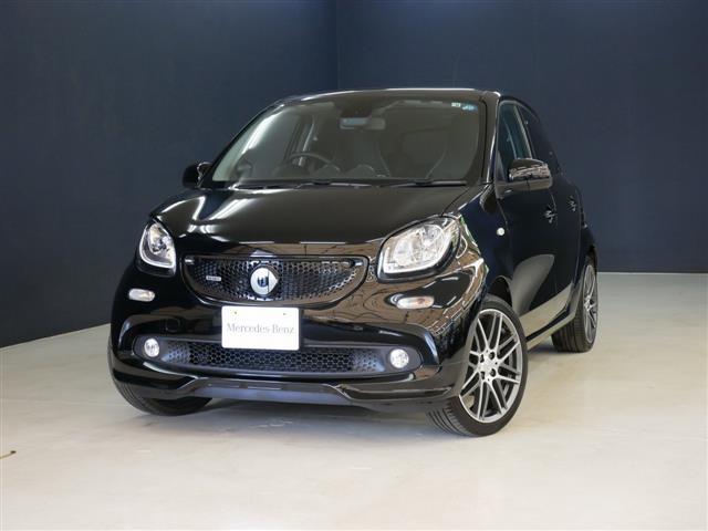 スマート ブラバス エクスクルーシブ 1年保証 新車保証