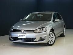 VW ゴルフTSI ハイライン 1年保証 新車保証