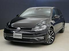VW ゴルフTSI ハイライン テックエディション 1年保証 新車保証