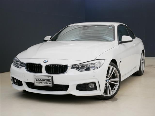 BMW 435i カブリオレ Mスポーツ 1年保証