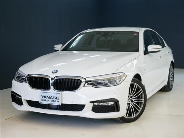 BMW 540i xDrive Mスポーツ 1年保証 新車保証