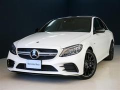 メルセデスAMGC43 4MATIC 2年保証 新車保証