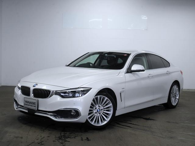 BMW 420i グランクーペ ラグジュアリー 1年保証 新車保証