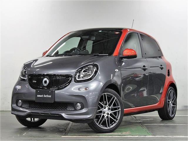 スマート ブラバス エクスクルーシブ 2年保証 新車保証
