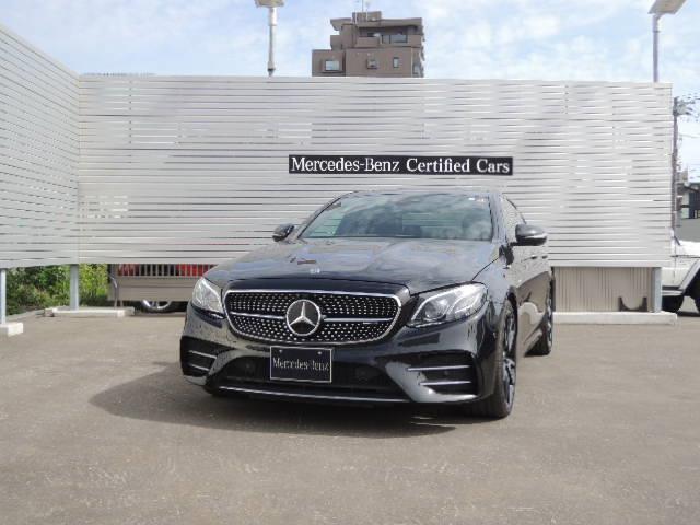 メルセデスAMG E53 4マチック+ 2年保証 新車保証