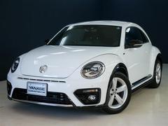 VW ザ・ビートルRライン 1年保証 新車保証