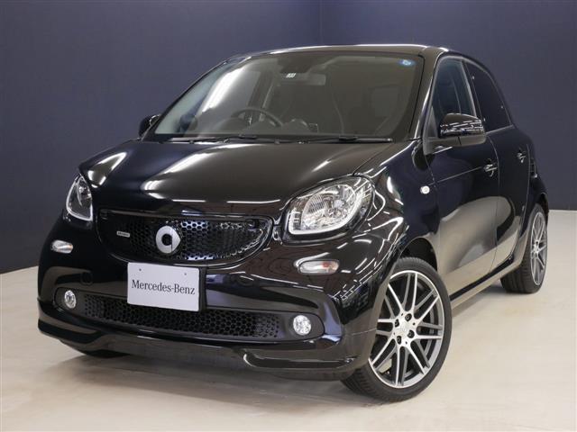 スマート ブラバス フォーフォー エクスクルーシブ 2年保証 新車保証