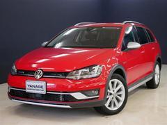VW ゴルフオールトラックTSI 4モーション アップグレードパッケージ 1年保証