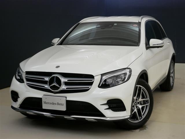 メルセデス・ベンツ GLC250 4マチック スポーツ 2年保証 新車保証