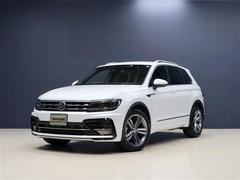 VW ティグアンTSI Rライン 1年保証 新車保証