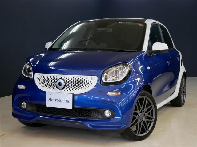スマート ブラバス スポーツ 2年保証 新車保証