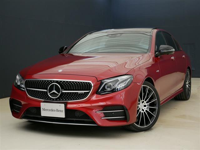 メルセデスAMG E43 4MATIC 1年保証 新車保証