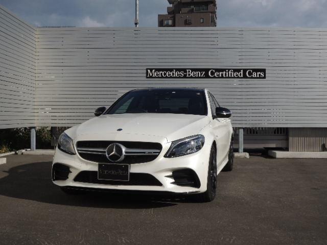 メルセデスAMG C43 4マチック 2年保証 新車保証