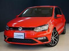 VW ポロGTI ヤナセ保証