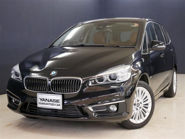 BMW 220i グランツアラー ラグジュアリー コンフォートPKG