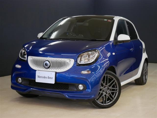 スマート ブラバス スポーツ 1年保証 新車保証
