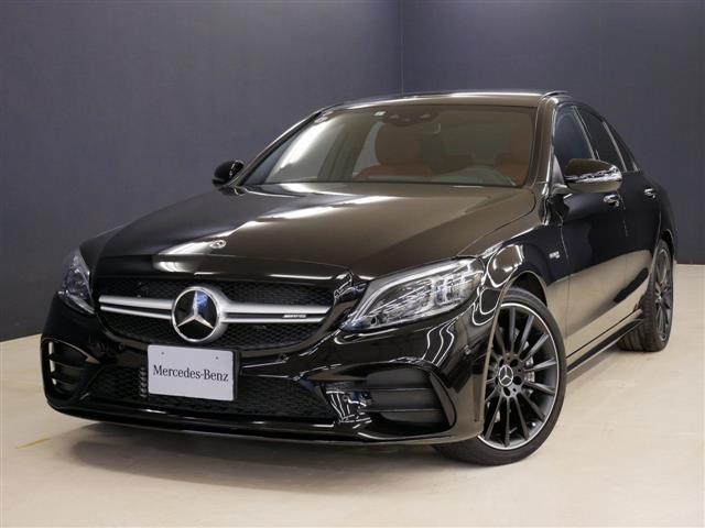 メルセデスAMG C43 4MATIC 1年保証 新車保証